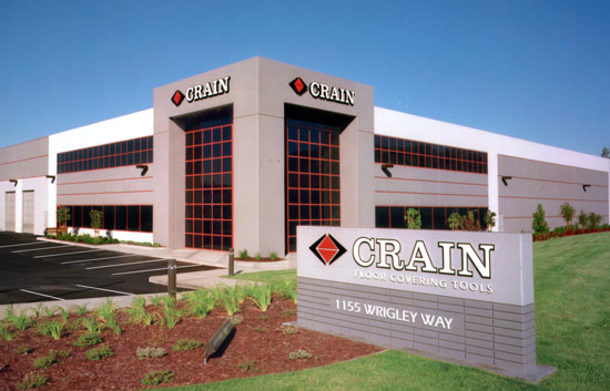 Current Crain Building